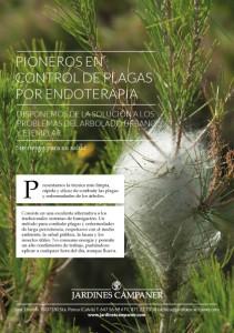 Endoterapia Jardines Campaner